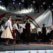 Balassi Táncegyüttes tevékenysége